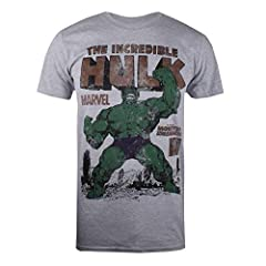 Marvel Hulk Rage Camiseta para Hombre