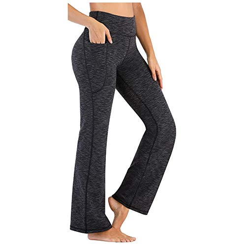 BBFairy Yoga Pants for Women with Pockets High...