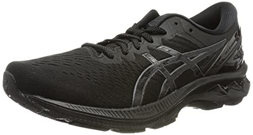 """ASICS Gel-Kayano 27"""", Running Shoes Uomo, Noir, 44 EU"""