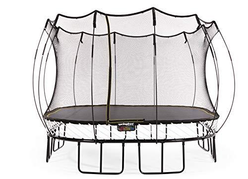 Unbekannt Springfree Trampoline S113, black, 3.4m x 3.4m