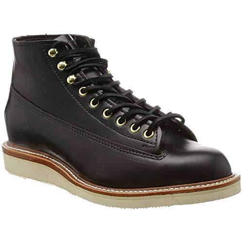 Chippewa Herren 1958 5'' Original Lace to Toe Wide Leder Black Stiefel 44 EU