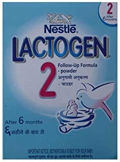 Nestle Lactogen Stage-2 375g (After 6 Months) (Pack of 2)