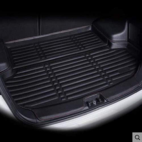 XINGAI Vehicle Rear Cargo Liner,Trunk Tray Floor Mat Sheet Carpet Luggage Tray Waterproof For V-W Golf 7 / GTI R Mk7 Hatchback Hatch 2013 2014 2015 2016 2017 2018