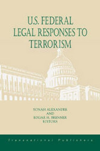 U.S. Federal Legal Responses to Terrorism