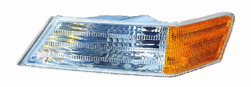 Depo 333-1633L-USN Jeep Patriot Driver Side Replacement Parking/Signal Light Unit without Bulb