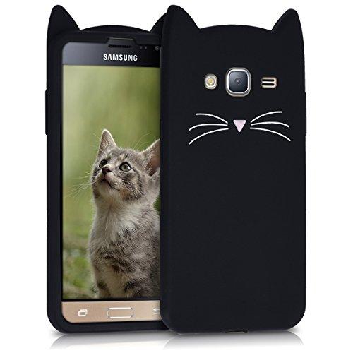 kwmobile Funda para Samsung Galaxy J3 (2016) DUOS - Carcasa Protectora de...