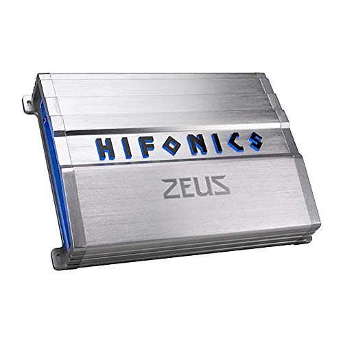 Hifonics ZG-1200.2 Zeus Gamma 1200 Watt Max Power Class A/B 2 Channel Car Audio Amplifier
