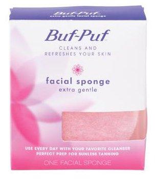 Buf-Puf Reusable Facial Sponge, Extra Gentle, 1 ea