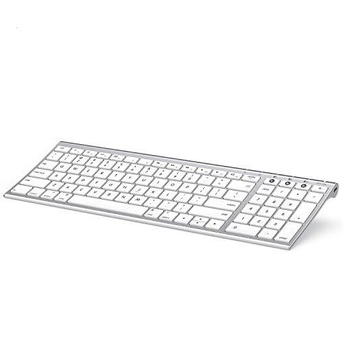 Multi-Device Bluetooth Keyboar