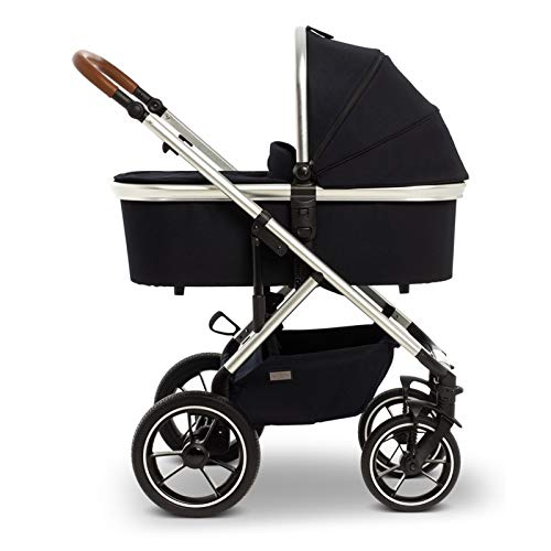 Moon Kollektion 2020 Kombi Kinderwagen Nuova navy | 63960520-204