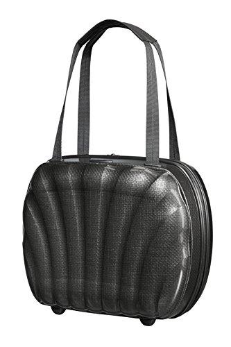 Samsonite Cosmolite Fl2, Neceser de Viaje, Negro (Black), 37 cm/13 Litros