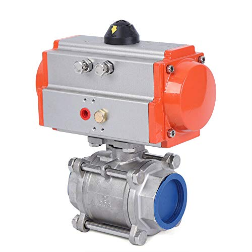 Air Actuated Ball Valves - 8