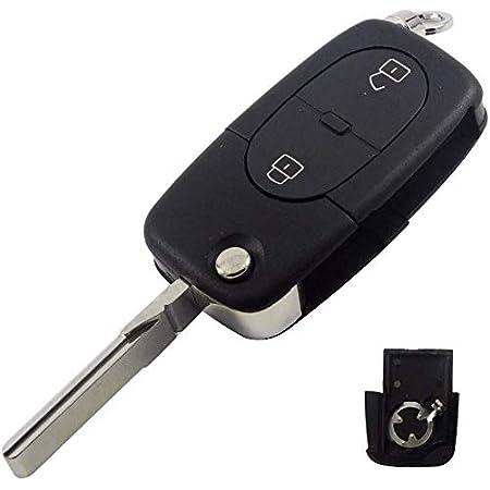 Ersatz Schlüsselgehäuse Mit 2 Tasten Autoschlüssel Elektronik