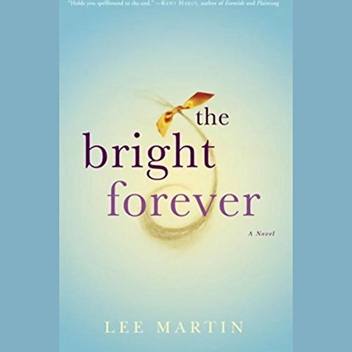 The Bright Forever audiobook cover art