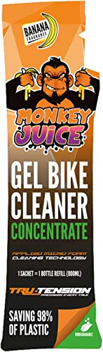 Tru Tension Monkey Saft Gel Bike Cleaner Konzentrat Beutel