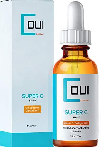 suero Super C–tratamiento AL Colágeno blusa para cara y...