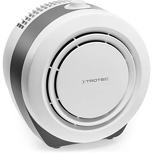 TROTEC Design Luftreiniger AirgoClean 10 E HEPA-Filter Ionisator Für frische und saubere Luft Luftreinigung