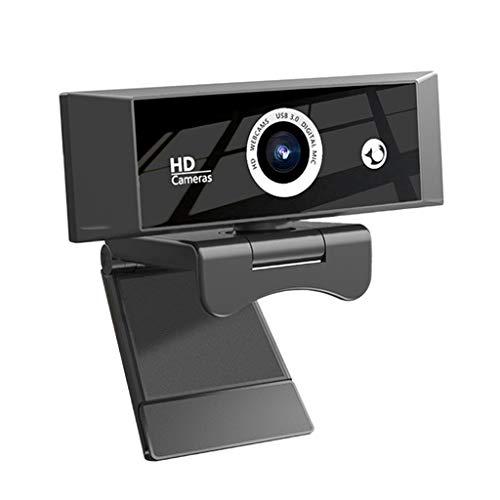 balikha Webcam USB Webcam with Microphone 1080P HD, No Delay Streaming Web Camera Laptop