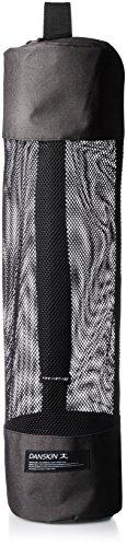 [ダンスキン] DANSKIN メッシュヨガマットケース DA963505 ZK (ミックスグレー*ブラック)
