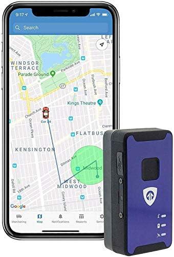 Brickhouse Security Spark Nano 7 4G LTE Micro Rastreador GPS para monitoreo encubierto de conductores product image