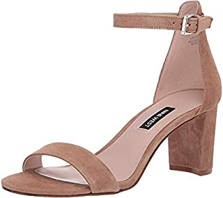 Nine West Women's Pruce Block Heeled Sandal US