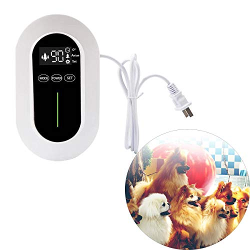 WXJZ Luchtreiniger voor thuis, stille luchtreiniger met ionisator deodoratiegraad 99,95%, voor familie/pet shop/pet hospital