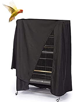 ELR Housse imperméable pour cage à oiseaux - Taille XL - 104 x 69 x 122 cm
