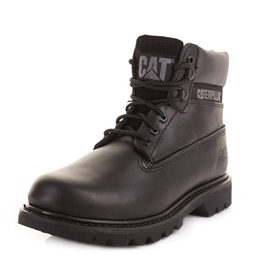 Cat Footwear Colorado, Stivali Uomo, Nero, 44 EU