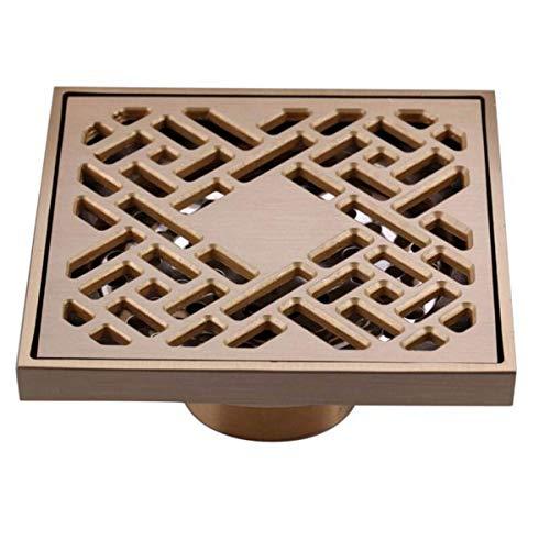 ZXL vloer sifon vloer afvoer deodorant, vloer afvoer gemaakt van koper, vloer afvoer gemaakt van koper, vloer afvoer gemaakt van koper, geurloze vloer afvoer gemaakt van koper.