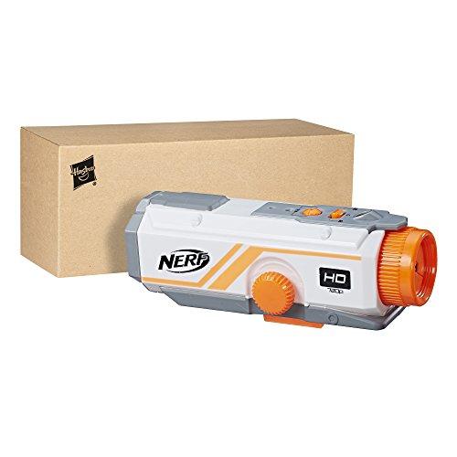 Hasbro Nerf b8174F03–Giocattolo Nerf Modulus Blast Cam HD–Battle Scout, Blaster casa