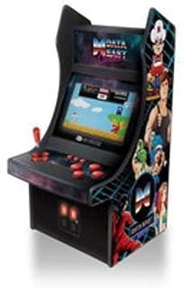 My Arcade Data East Classics Mini Player - 10 Inch Mini Arcade Machine Cabinet - 35 Retro Games Included - Heavy Barrel, Caveman Ninja, and More - Licensed Collectible