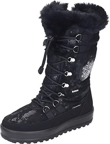 Manitu - Botas, color Negro, talla 42 EU