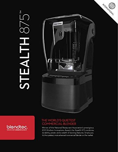 Blendtec Stealth 875 Commercial Blender
