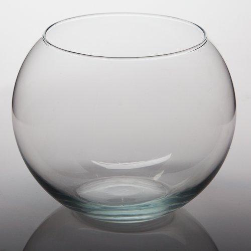 Eastland Bubble Ball Vase 8' Set of 2