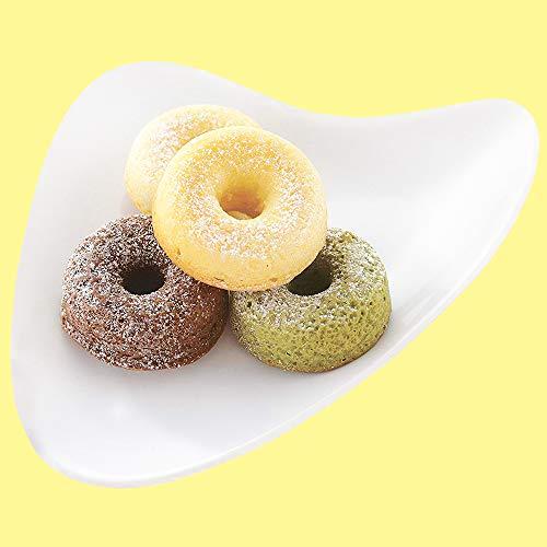 貝印『おうちでかんたん楽しくヘルシーなドーナツ焼き型』