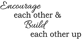 Best build each other up quotes Reviews