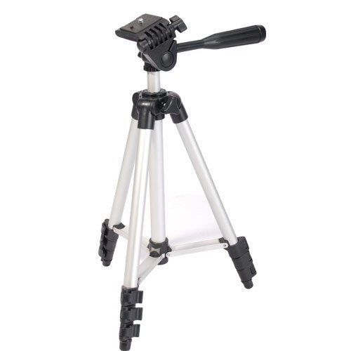 EX-Pro DigiPod TR-130S profesional cámara de fotos/videocámara trípode (350mm–1060mm) 101,6cm trípode de...