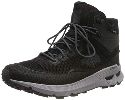 The North Face M Safien Mid GTX, Botas de Senderismo Hombre, Negro (TNF Black/Ebony Grey Ca0), 39 EU