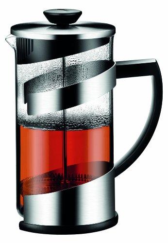 Tescoma Linea TEO, Infusiera per tè o Caffé, 1,0 L