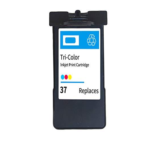 Cartuchos de tinta 36 37, cartucho de repuesto de alto rendimiento para impresoras Lexmark X3650, X4650, X5650, X6650, X6675, color negro y color
