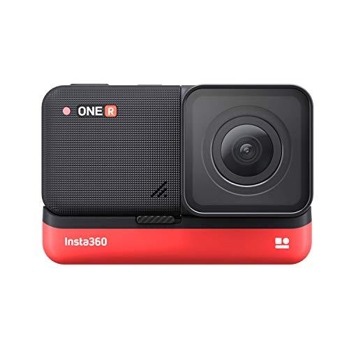 insta360ONE R 4K Edition - Actioncam - Rood/Zwart