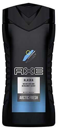 AXE Duschgel Alaska dermatologisch getestet, 6er Pack (6 x 250 ml)