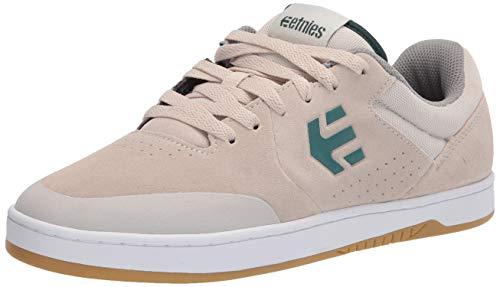 Etnies Marana, Zapatos de Skate Hombre, Blanco y Verde, 40 EU