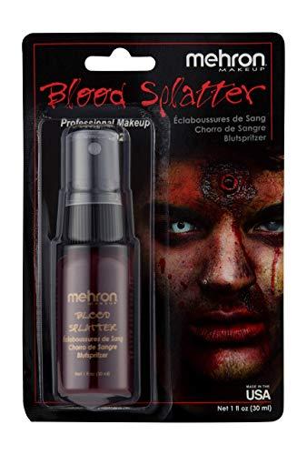 Mehron Makeup Blood Splatter (1 oz)