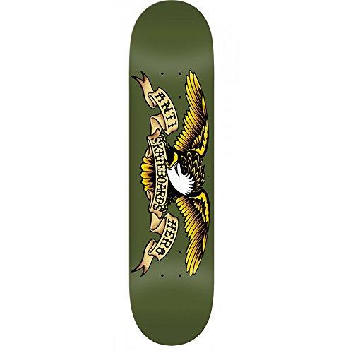 Anti-Hero Antihero Classic Eagle Plateau de Skateboard Mixte Adulte, Multicolore