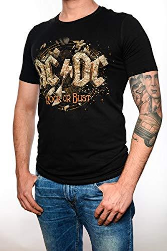 AC/DC Rock or Bust T-shirt