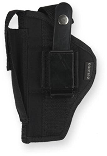 Bulldog Cases Belt and Clip Ambi Holster Fits Most Compact...