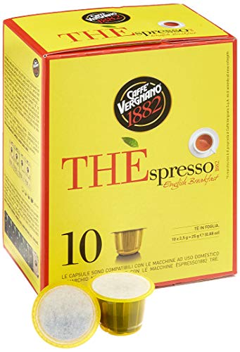 Caffè Vergnano Thespresso-English Breakfast Tee Kapseln ( 25 g)