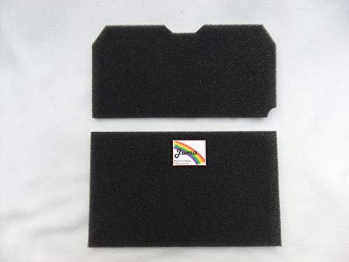 Schwammfilter Filter Filtermatte für Blomberg und Elektra Bregenz TKF 1350 7340 7350 7459 7449 7459
