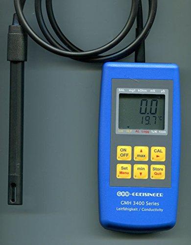 Greisinger Gmh 3431 Leitfähigkeitsmessgerät